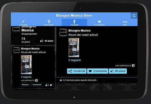 Bisogno Musica screenshot 3