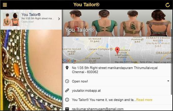 You Tailor screenshot 4