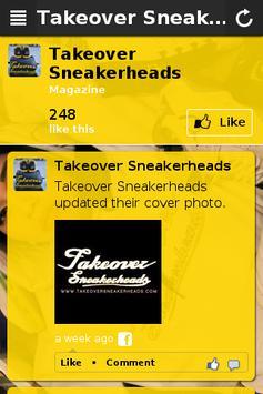 Takeover Sneakerheads apk screenshot