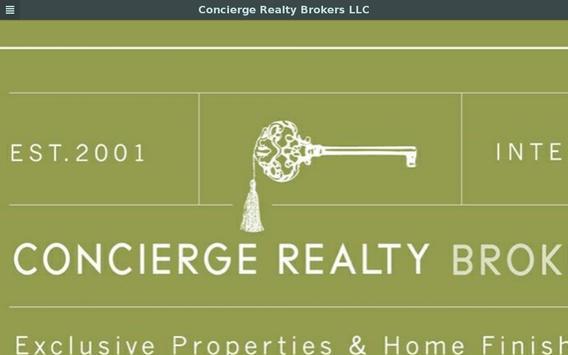 Concierge Realty Brokers LLC apk screenshot