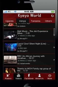 Kyeyo World apk screenshot