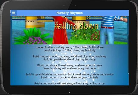Nursery Rhymes apk screenshot