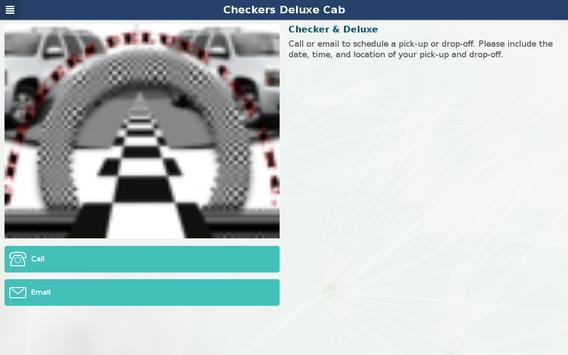 Checkers Deluxe Cab screenshot 3