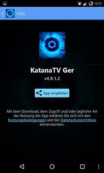KatanaTV Ger screenshot 3