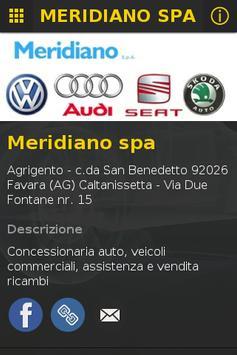 MERIDIANO SPA screenshot 4