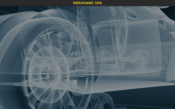 MERIDIANO SPA poster