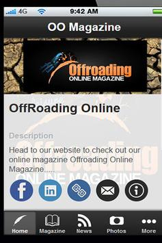 Offroading Online Magazine poster