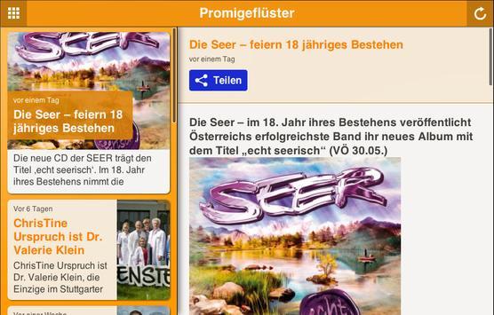 Promigeflüster Pro screenshot 2