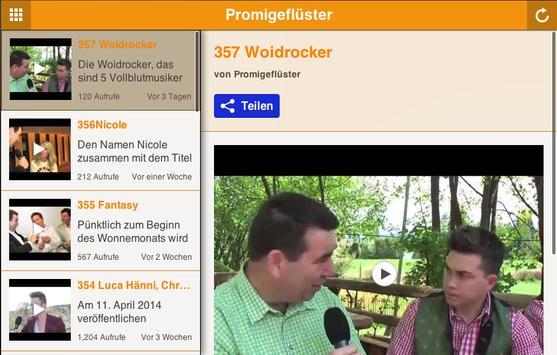 Promigeflüster Pro screenshot 3