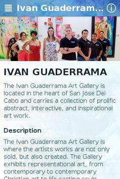 Ivan Guaderrama Art poster