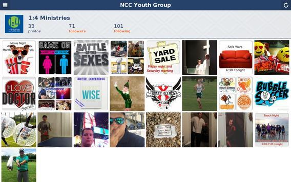 NCC Youth Group apk screenshot