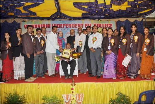 Vidyanidhi PU College Tumkur apk screenshot