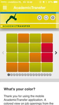 AcademicTransfer apk screenshot