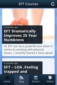 Eft courses apk screenshot