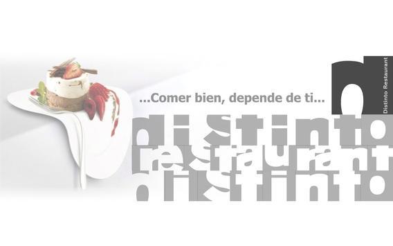 Distinto Restaurant screenshot 3