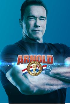 Arnold Sports Festival 2015 poster