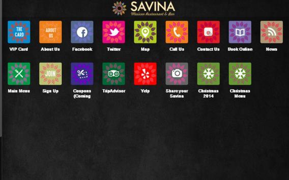 SAVINA VIP APP apk screenshot
