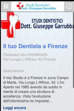 Studi dentistici Garrubba poster