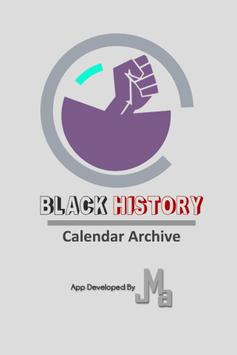 Black History Calendar apk screenshot