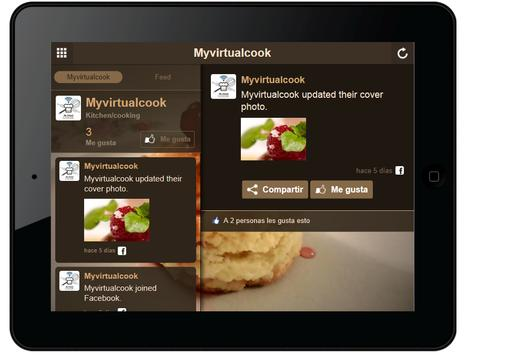 Myvirtualcook screenshot 5