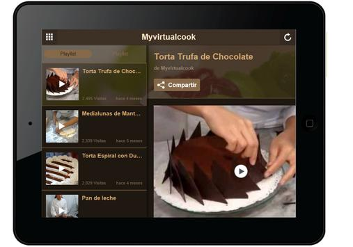 Myvirtualcook screenshot 6
