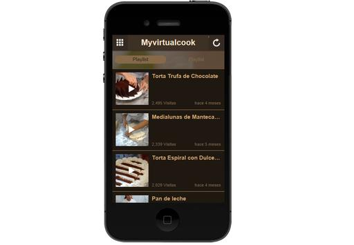 Myvirtualcook screenshot 2