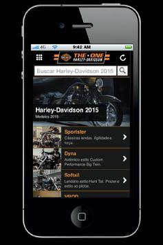 The One Harley-Davidson apk screenshot
