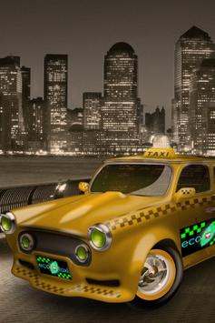 Eco Taxi poster