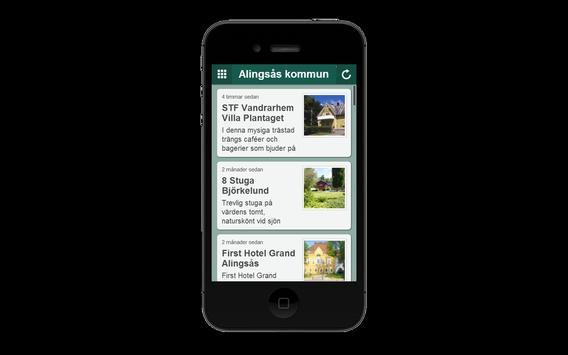 Alingsås kommun screenshot 3