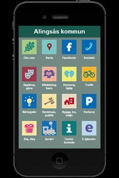 Alingsås kommun poster