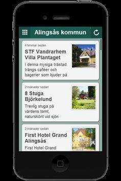 Alingsås kommun screenshot 1