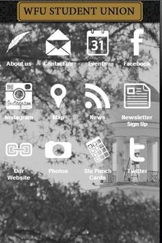 WFU Student Union apk screenshot