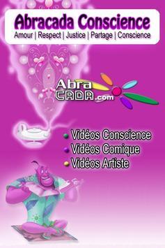 Abracada Conscience poster