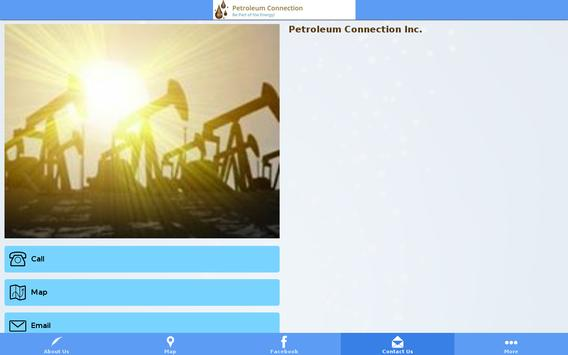 Petroleum Connection Inc. apk screenshot