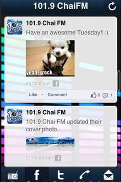 101.9 ChaiFM screenshot 1