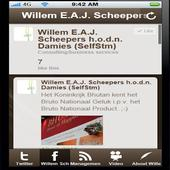 Willem E.A.J. Scheepers icon