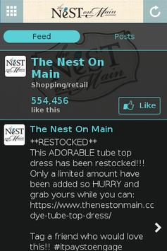The Nest On Main poster
