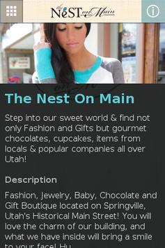 The Nest On Main apk screenshot