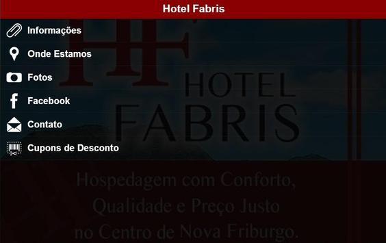 Hotel Fabris apk screenshot