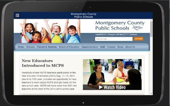 MCPS screenshot 4