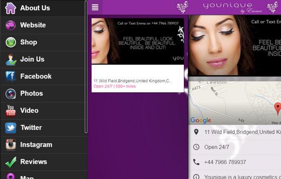 Younique by Emma-International apk screenshot