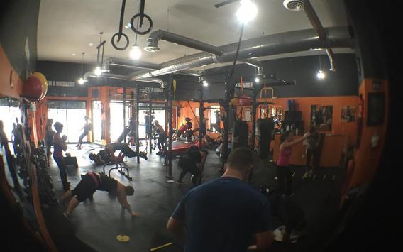 The Studio For Fitness screenshot 3