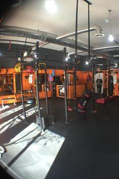 The Studio For Fitness poster