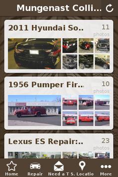 Mungenast Automotive Collision poster