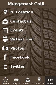 Mungenast Automotive Collision screenshot 1