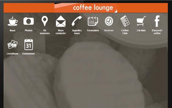 D'accord ! coffee lounge apk screenshot