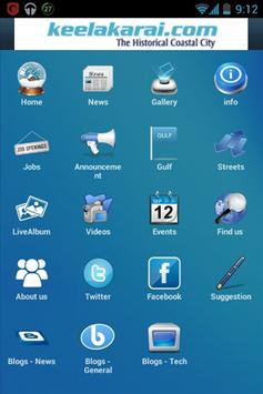 keelakarai apk screenshot