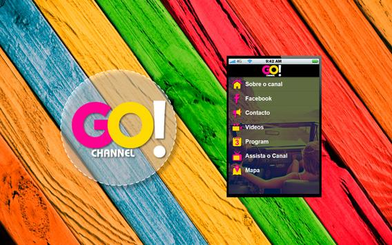 Go Channel apk screenshot