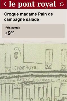 Le Pont Royal poster