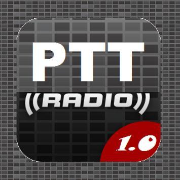 PTT Radio-WALKIE TALKIE-Prip T poster